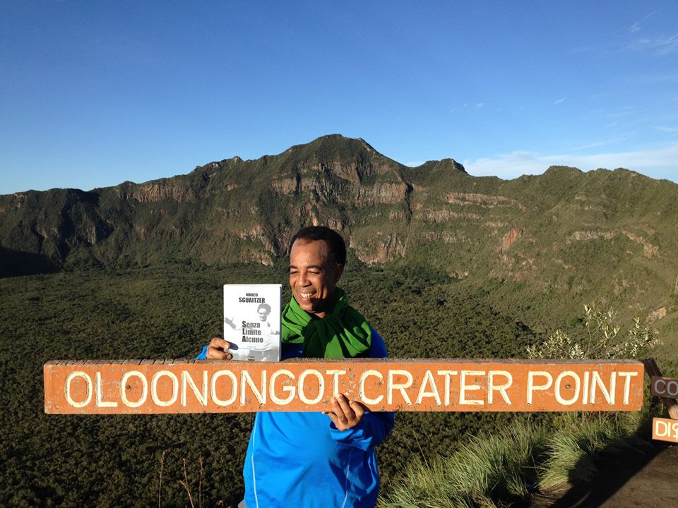 Longonot Crater